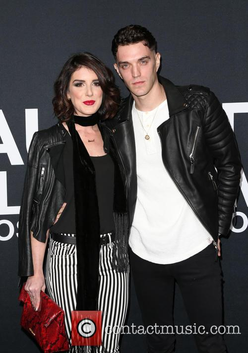 Shenae Grimes and Josh Beech 3