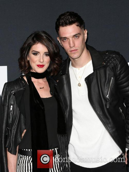 Shenae Grimes and Josh Beech 4