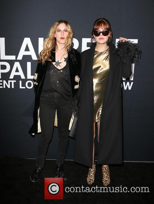 Scout Willis and Tallulah Willis 1