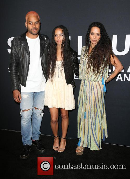 Twin Shadow, Zoe Kravitz and Lisa Bonet 3