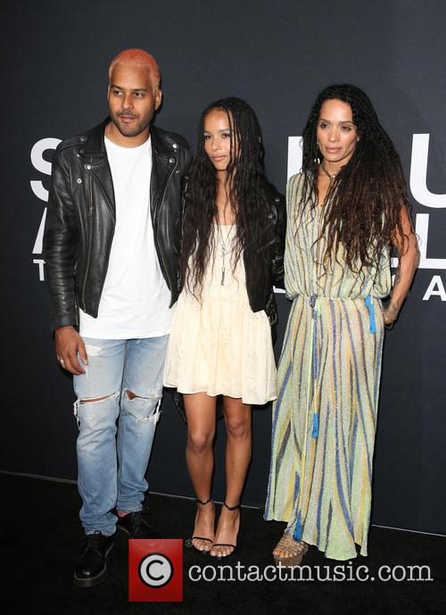Twin Shadow, Zoe Kravitz and Lisa Bonet 6