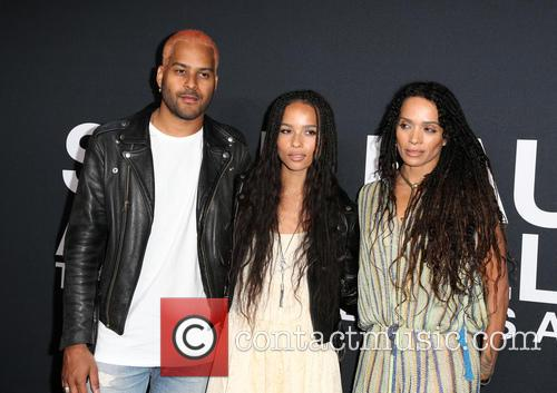 Twin Shadow, Zoe Kravitz and Lisa Bonet 7
