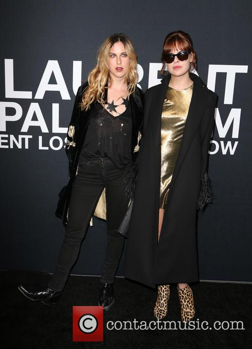 Scout Willis and Tallulah Willis 5