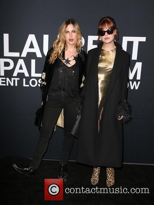 Scout Willis and Tallulah Willis 7