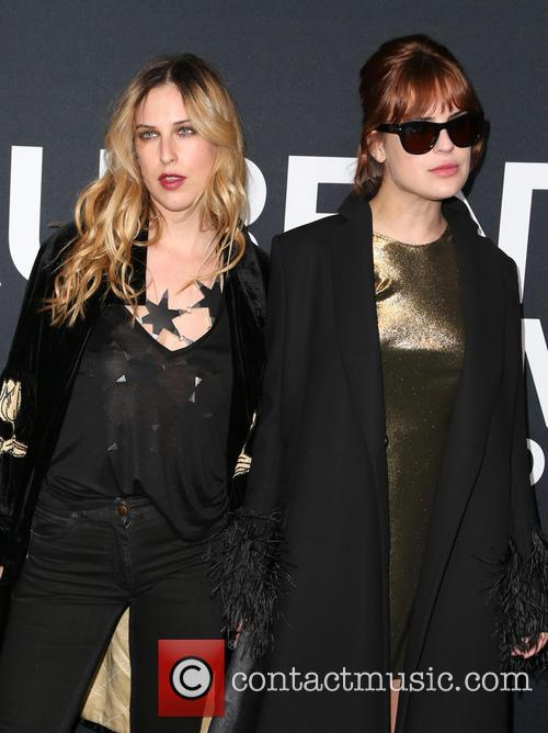 Scout Willis and Tallulah Willis 8
