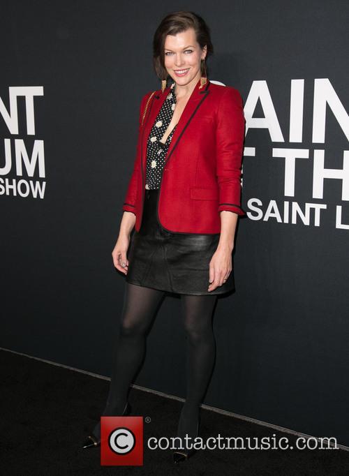 Milla Jovovich 3