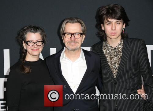 Guests and Gary Oldman 2