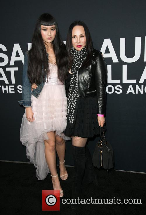 Asia Chow and Eva Chow 2