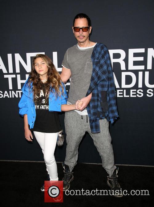 Toni Cornell and Chris Cornell 1