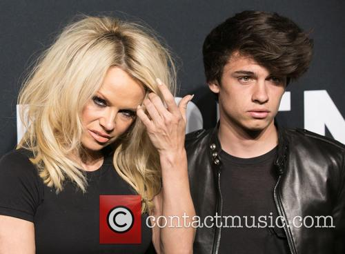 Pamela Anderson and Dylan Lee 11