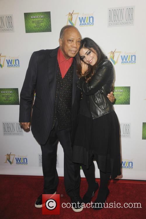 Xriss Jor and Quincy Jones 2