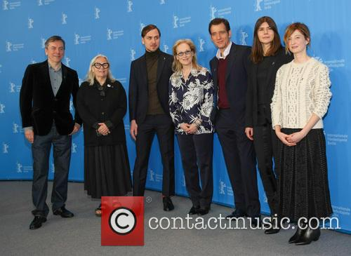Nick James, Brigitte Lacombe, Lars Eidinger, Meryl Streep, Clive Owen, Małgorzata Szumowska and Alba Rohrwacher 3
