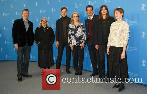 Nick James, Brigitte Lacombe, Lars Eidinger, Meryl Streep, Clive Owen, Małgorzata Szumowska and Alba Rohrwacher 6