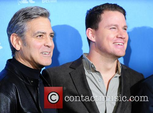 Georg Clooney and Channing Tatum