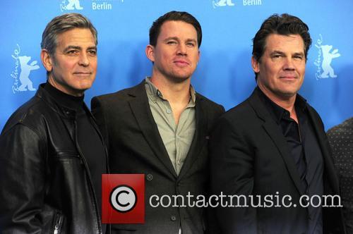 Georg Clooney, Channing Tatum and Josh Brolin 3