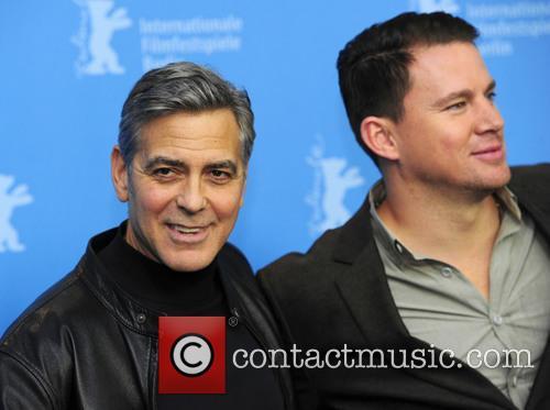 Georg Clooney and Channing Tatum 4