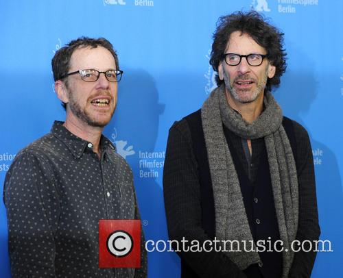 The Coen Brothers at a 'Hail, Caesar!' photocall