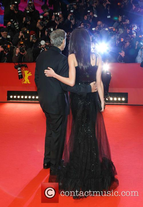 George Clooney and Amal Alamuddin 3