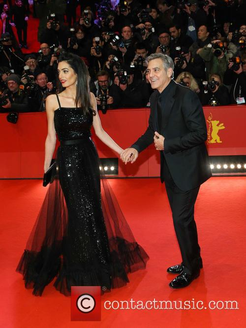 George Clooney and Amal Alamuddin 4