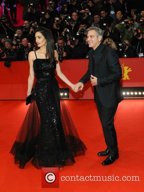 George Clooney and Amal Alamuddin 5