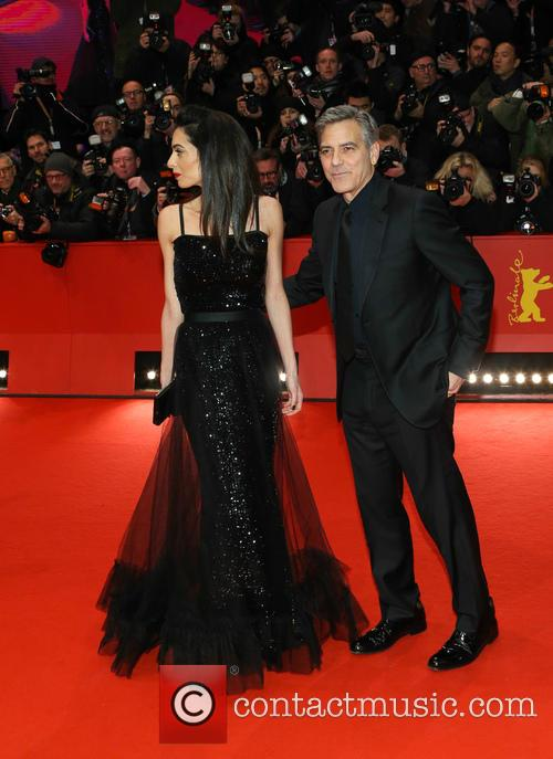 George Clooney and Amal Alamuddin 6