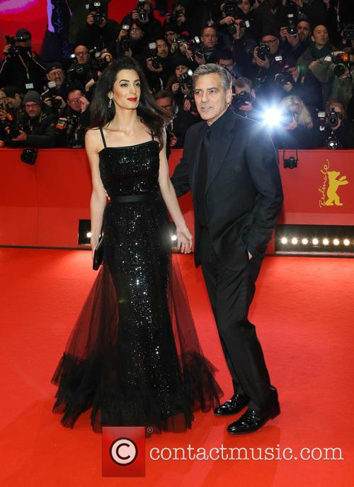 George Clooney and Amal Alamuddin 7