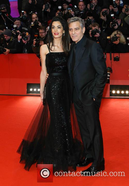 George Clooney and Amal Alamuddin 9