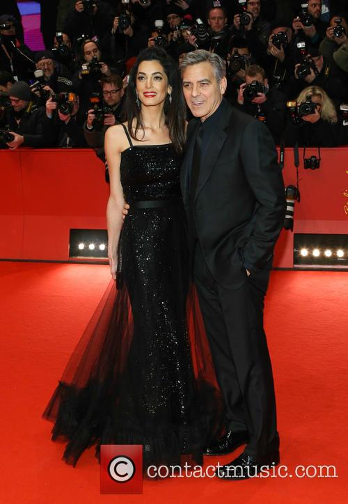 George Clooney and Amal Alamuddin 10