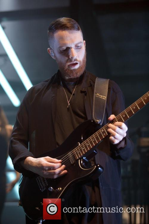 Hurts in concert