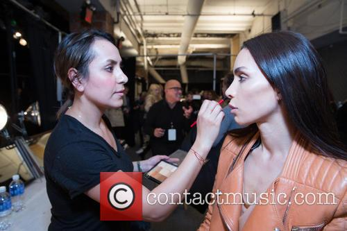 New York Fashion Week, Fall, Desiquel and Backstage