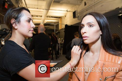 New York Fashion Week, Fall, Desiquel and Backstage 3