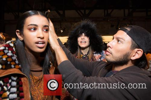 New York Fashion Week, Fall, Desiquel and Backstage 8