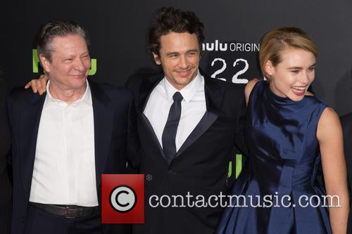 Chris Cooper, James Franco and Lucy Fry 1