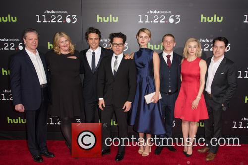 Chris Cooper, Bridget Carpenter, James Franco, J.j. Abrams, Lucy Fry, Daniel Webber, Sarah Gadon and T.r. Knight 2
