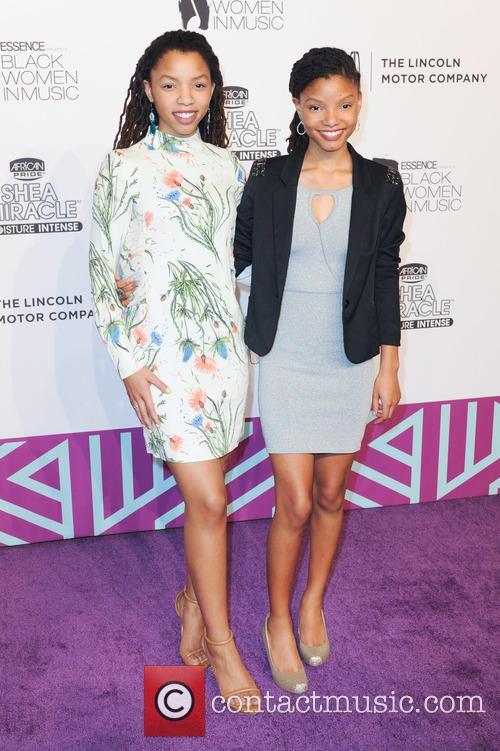 Chloe Bailey and Halle Bailey 1