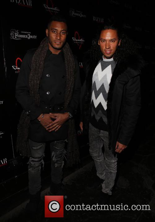 Ryan Marciano and Sunnery James 1