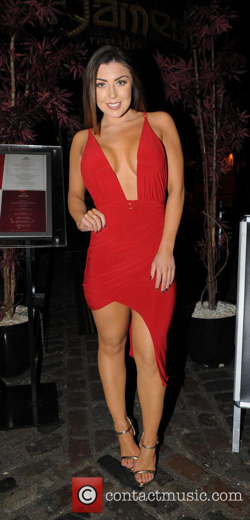 Lady Nadia Essex's Valentine's Day Party - Outside...