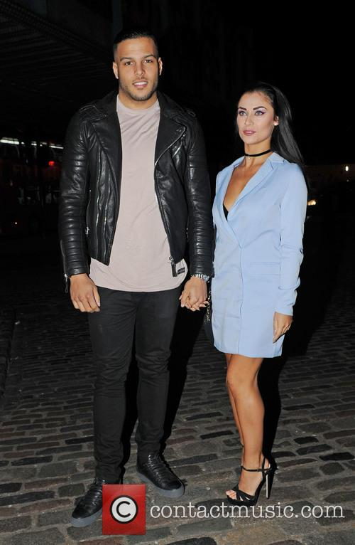 Cally Jane Beech and Luis Morrison 1