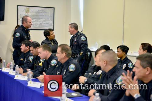 U.S. Attorney General Loretta Lynch visits the Doral...