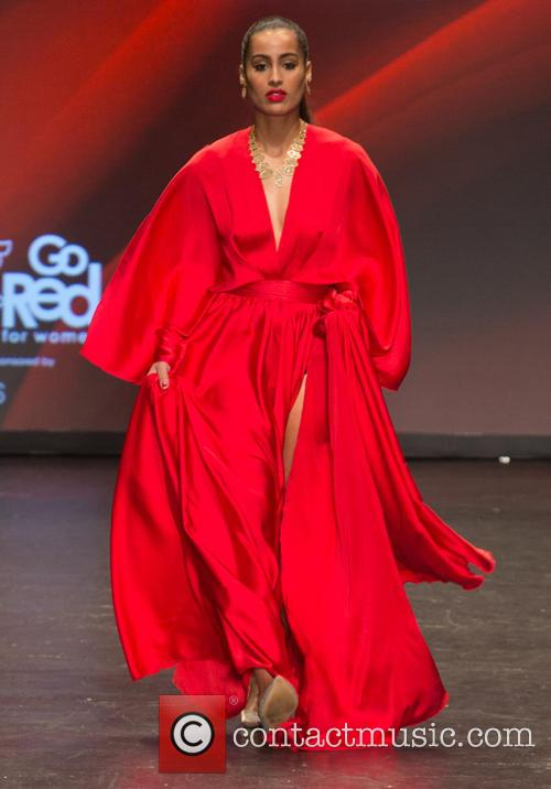 NYFW Fall/Winter 2016 - Go Red For Women...