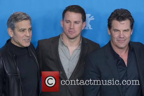 George Clooney, Channing Tatum and Josh Brolin 3
