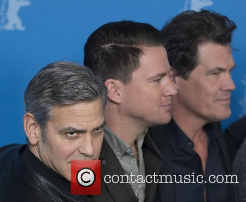 George Clooney, Channing Tatum and Josh Brolin 5