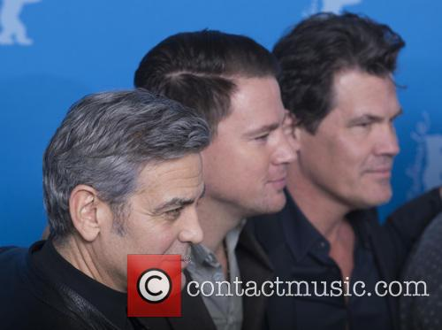 George Clooney, Channing Tatum and Josh Brolin 6
