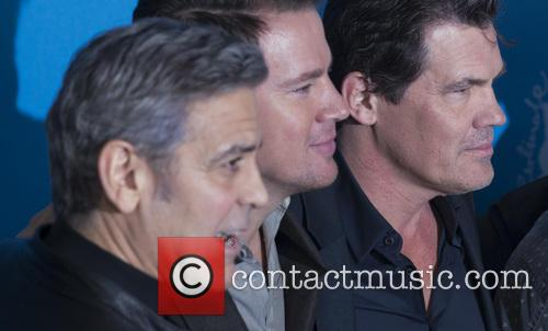 George Clooney, Channing Tatum and Josh Brolin 7