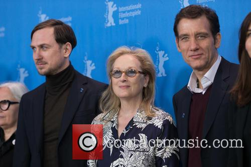 Lars Eidinger, Meryl Streep and Clive Owen