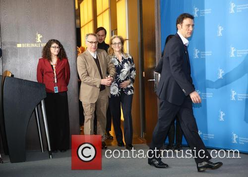 Meryl Streep and Dieter Klossek 5