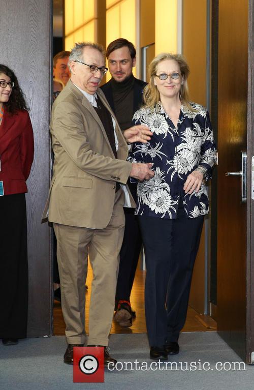 Meryl Streep and Dieter Klossek 6