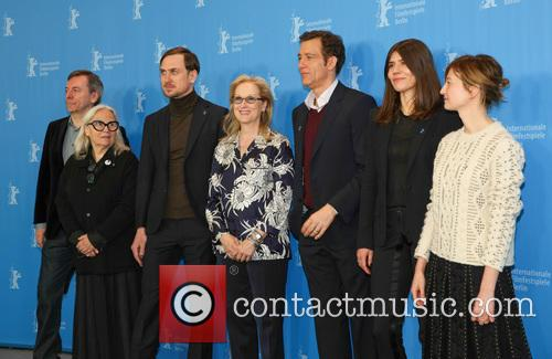 Nick James, Brigitte Lacombe, Lars Eidinger, Meryl Streep, Clive Owen, Małgorzata Szumowska and Alba Rohrwacher 4