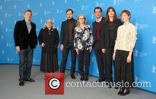 Nick James, Brigitte Lacombe, Lars Eidinger, Meryl Streep, Clive Owen, Małgorzata Szumowska and Alba Rohrwacher 5
