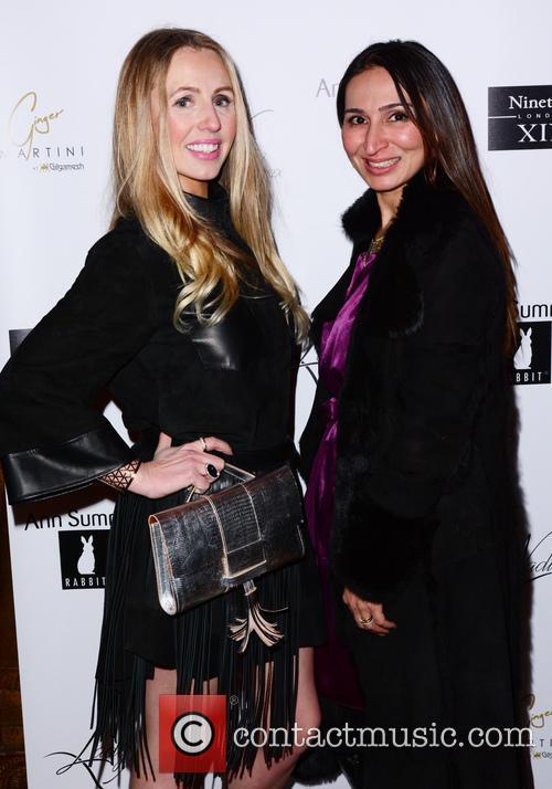 Naomi Isted and Dr Shirin Lakhani 2